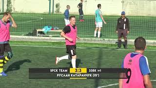 Обзор матча | 9.SFCK TEAM 3-9 ЗЗБК №1 #SFCK Street Football Challenge Kiev