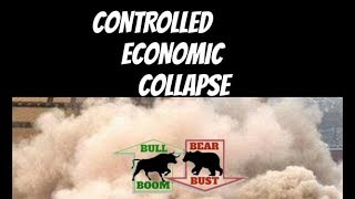 Controlled Economic Collapse, Emergency Prez Call, Banks Let Debt Climb