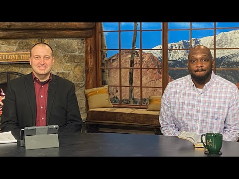 Charis Daily Live Bible Study: Enduring the Contradiction - Ricky Burge - February 1, 2021