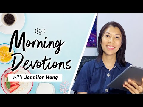 Preparing for a New Era  Devotion  Jennifer Heng  Cornerstone Community Church  CSCC Online