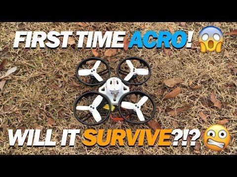 My first time ACRO! - Will my quad survive?! - UCywm3rrXdYVn1GX6dikP2yA