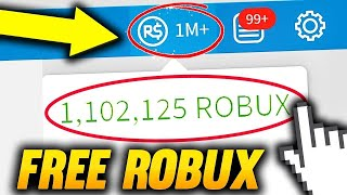 *NEW* HOW TO GET FREE ROBUX IN 2019 (AFTER UPDATE) No Human Verification/No Survey Not Click Bait