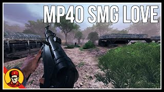 DONGHA MP40 SMG ACTION   Rising Storm 2 Vietnam Gameplay