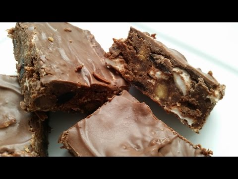Best Rocky Road Recipe EVER!