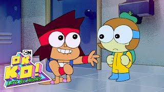 Dendy's a Hero | OK K.O.! Let's Be Hereos | Cartoon Network