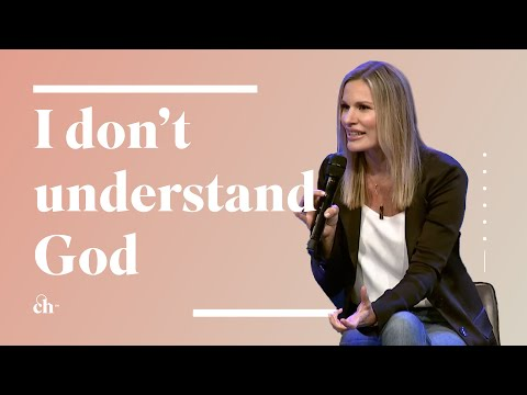 I Don't Understand God // Chelsea Smith