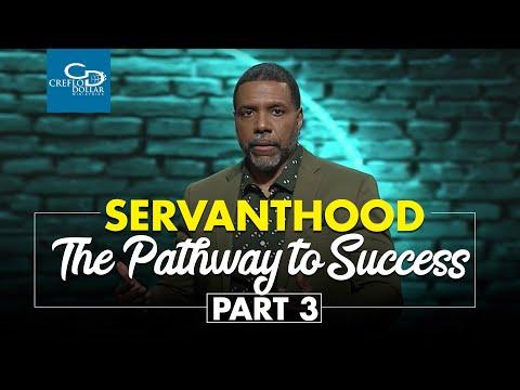 Servanthood  The Pathway to Success Pt.3 - Sunday Service