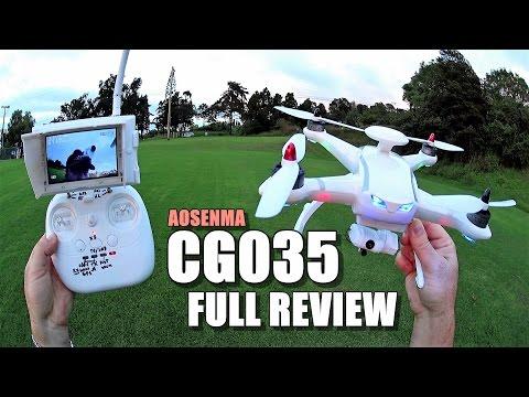 AOSENMA CG035 - Full Review - [Unbox / Setup / Flight Test / Pros & Cons] - UCVQWy-DTLpRqnuA17WZkjRQ