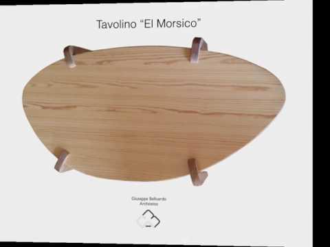 Tavolino El Morsico