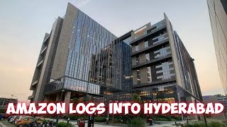 #Amazon's largest non-USA campus in #Hyderabad : T S Sudhir puts it in perspective