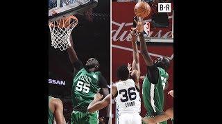 Tacko Fall Makes His Presence Known vs. Grizzlies | NBA Summer League