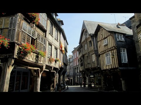 Exploring Dinan - Brittany, France - UC5MxkC8QQR55PAfEiBd5lqw