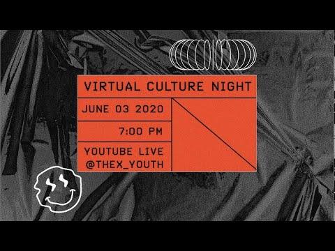 Virtual Culture Night - June 2020