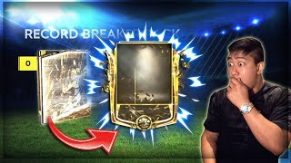 TWO RECORD BREAKER PULLS!! FIFA MOBILE 19 RECORD BREAKER PACK OPENING!!