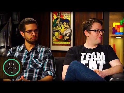Greg Miller & Colin Moriarty Quit IGN to Form Kinda Funny Games - The Lobby - UCbu2SsF-Or3Rsn3NxqODImw