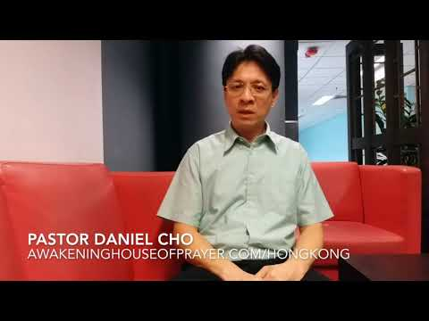 Prayer Movement Rising in Hong Kong  Contending for Revival