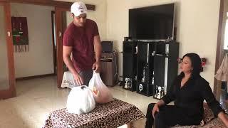 Banda Vichara Ki Kare | Mr Sammy Naz | Husband Wife Funny Darama | Nasib Kaur