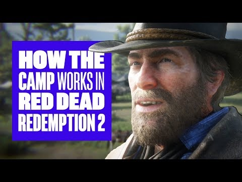 Everything You Need To Know About The Camp in Red Dead Redemption 2 - Red Dead Redemption 2 Gameplay - UCciKycgzURdymx-GRSY2_dA