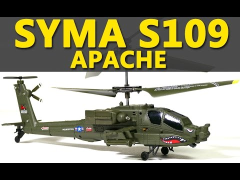 Syma S109 Apache RC Helicopter - UCBcfnPcLvzR9TqW-jx5GuaA