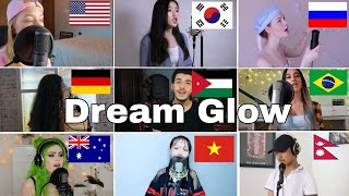 Who Sang It Better : BTS & Charli XCX - Dream Glow (us,russia,germany,vietnam)
