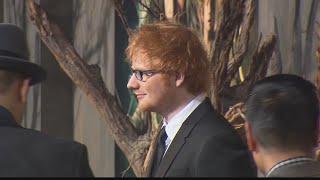 CPAL Trending: Ed Sheeran off the market