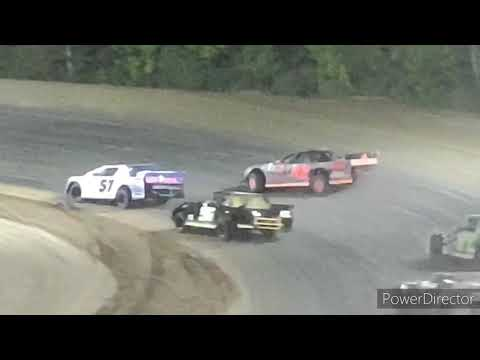 Pro Stock A-Main - Crystal Motor Speedway - 9-18-2021 - dirt track racing video image