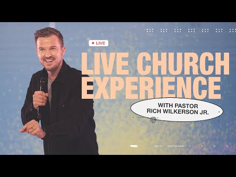 Join us LIVE at VOUS Church  Sunday Service - February 28th, 2021 at 7PM