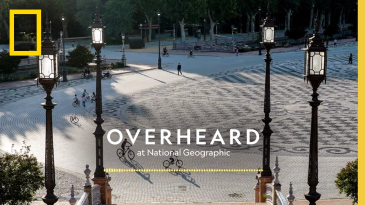 The Guerilla Cyclists of Mexico City | Podcast | Overheard at National Geographic