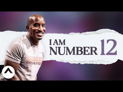 I Am Number 12  Dr. Dharius Daniels  Elevation Church