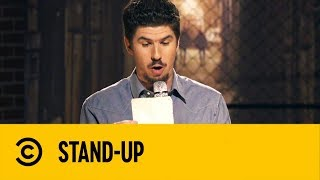 Chichis | Diego Zanassi | Stand Up | Comedy Central México