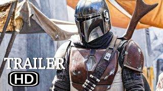 THE MANDALORIAN Official Trailer (2019) Star Wars, Disney + TV Show HD