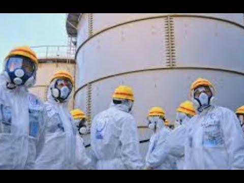 Breaking Japan To Dump RADIOACTIVE Fukushima Water Into Pacific Ocean