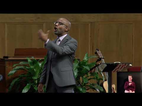 Sermon - 03/28/2021 - Pastor Greg Brewer - Christ Church Nashville