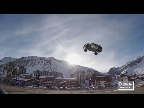 World Record Car Jump Attempt Goes Wrong | World of Adventure - UCl3x43YzlP2RyWCNpOWV2oA