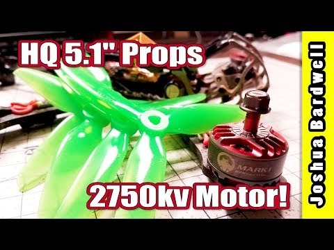 HQ 5.1 Series Props and RCINPower 2306/2750kv Motor - UCX3eufnI7A2I7IkKHZn8KSQ