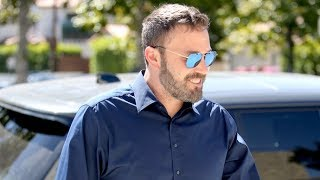 Ben Affleck Can't Help But Laugh When Asked About The Potential Justin Bieber/Tom Cruise MMA Bout
