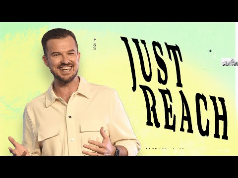 Just Reach  Small Faith  Rich Wilkerson Jr.