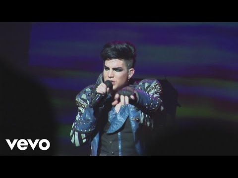 Adam Lambert - Music Again (Glam Nation Live) - adamlambertvevo