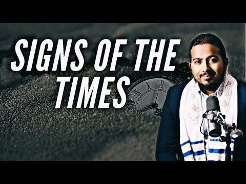 A POWERFUL DISCUSSION ON THE SIGNS OF THE END TIMES WITH EVANGELIST GABRIEL FERNANDES AND GUEST