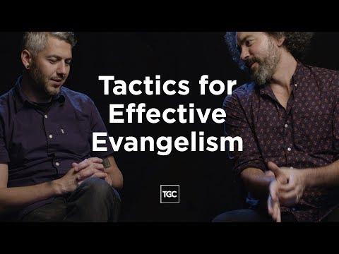 Effective Methods of Evangelism