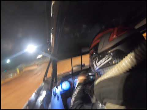 Tanner Nation in car Open Wheel Modified at Lavonia speedway - dirt track racing video image