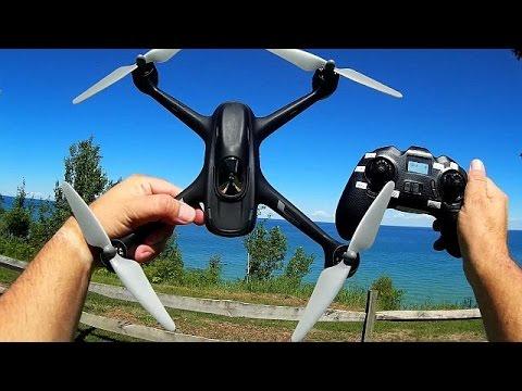 Hubsan H501C GPS Camera Drone Flight Test Review - UC90A4JdsSoFm1Okfu0DHTuQ