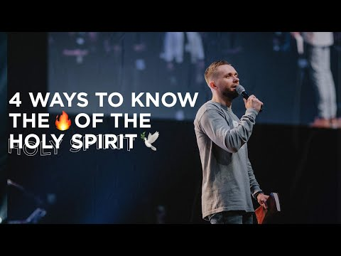 4 Ways to Know the  Holy Spirit