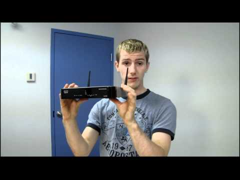 Cisco Small Business RV220W Wireless N Firewall Unboxing & Showcase Linus Tech Tips - UCXuqSBlHAE6Xw-yeJA0Tunw