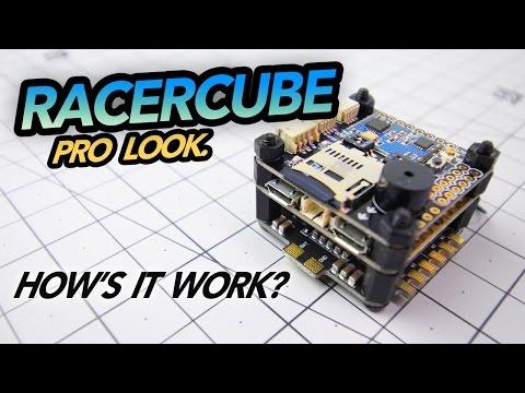 RACERCUBE AIO Flight Controller, Pro Look - How's it work? - default
