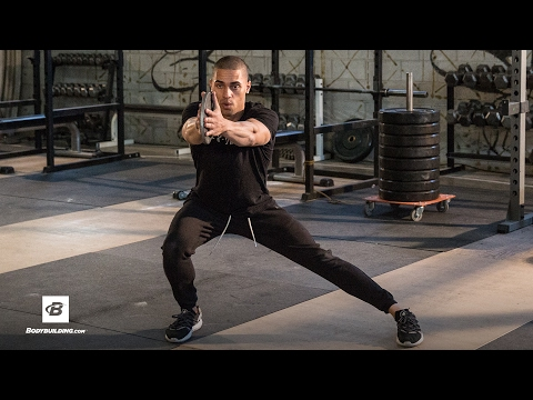 The Ultimate All-In-One Full Body Workout | Ryan Klarenbach, Performix Athlete