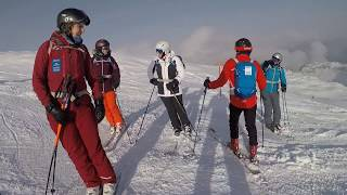Ski Safari 2019 Day 1 Obereggen & San Pellegrino