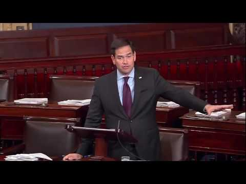 Rubio: Obama Administration lied to American people about security of Cuba flights