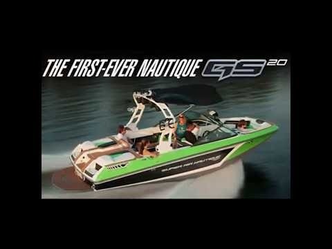 The First-Ever Super Air Nautique GS20 Launch Weekend