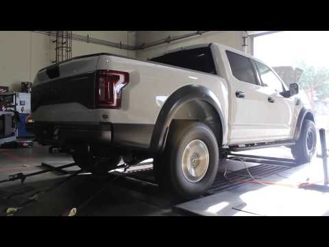 aFe Power 2017 Ford Raptor Exhaust Sound Clip